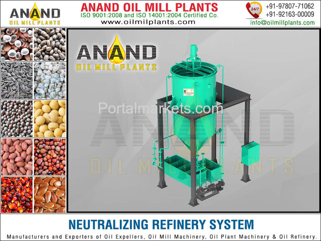 Soyabean Seed Oil Expeller Machine Manufacturers Exporters in India Punjab - 4/4
