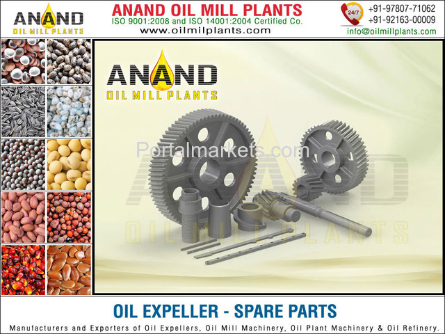 Sesame Seed Oil Expeller Machine Manufacturers Exporters in India Punjab - 3/4