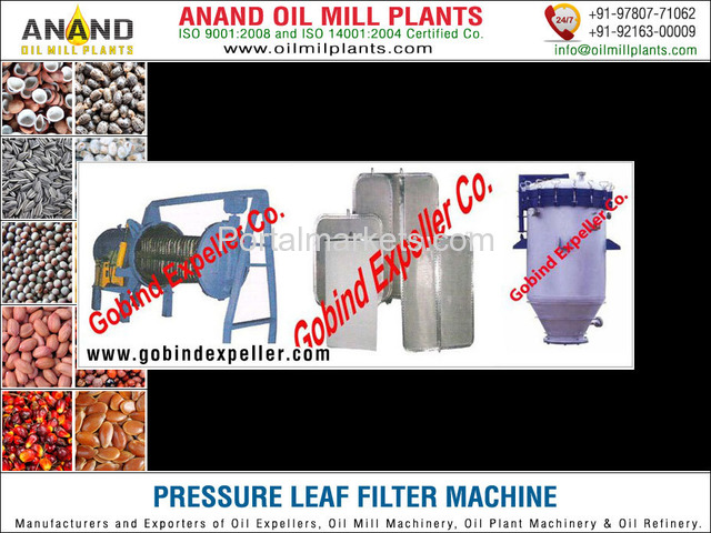 Maize Germ Seed Oil Expeller Machine Manufacturers Exporters in India Punjab - 2/4