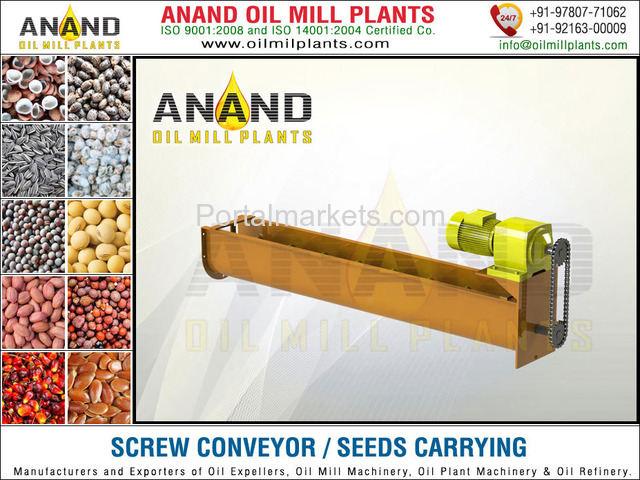 Maize Germ Seed Oil Expeller Machine Manufacturers Exporters in India Punjab - 3/4