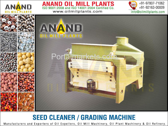 Maize Germ Seed Oil Expeller Machine Manufacturers Exporters in India Punjab - 4/4