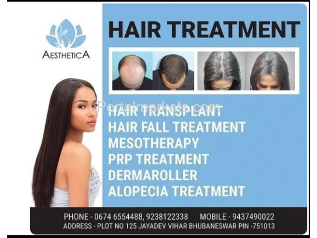 Best hair transplant in Odisha - 1/2
