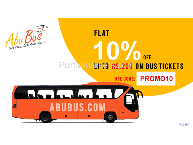 Online Bus Ticket Booking | Bus Ticket Reservations | AbuBus - 2/2