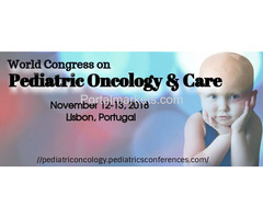 World Congress on  Pediatric Oncology & Care