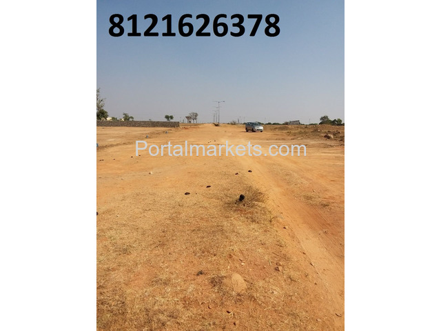Safe and Secured investment DTCP Layout near India,HYDERABAD - 1/2