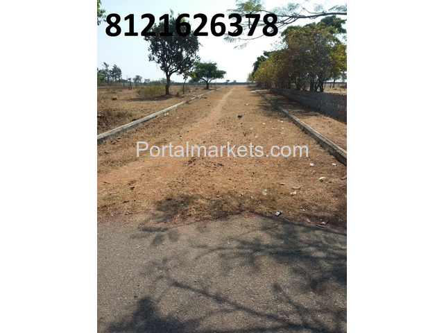 Safe and Secured investment DTCP Layout near India,HYDERABAD - 2/2