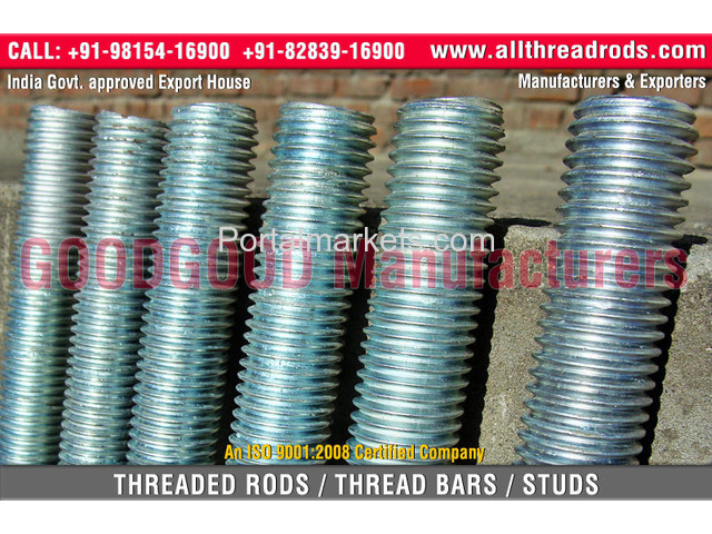 Rolled Threaded Bars - 2/4