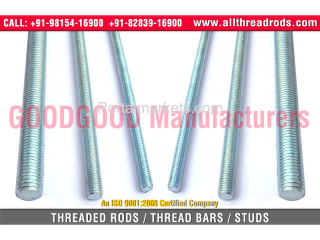 Rolled Threaded Bars - 4/4