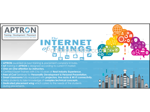 IOT Training in Delhi – Internet of Things - 1/1
