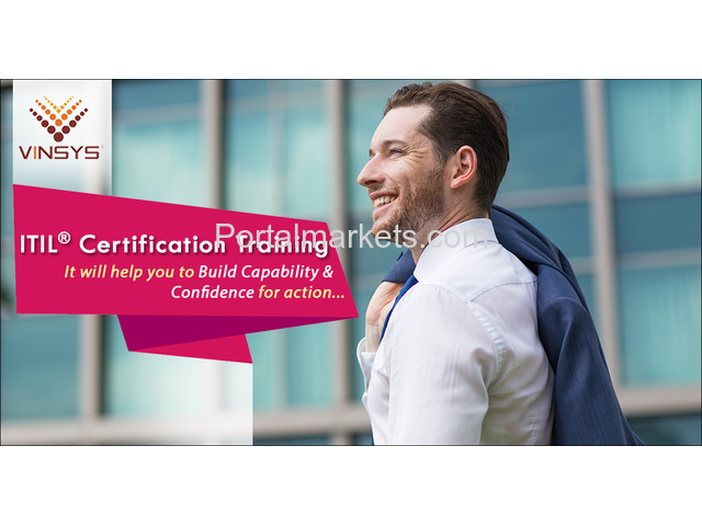 ITIL Certification Training in Pune- ITIL Exam in Pune- Vinsys - 2/4