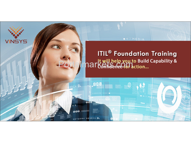 ITIL Certification Training in Pune- ITIL Exam in Pune- Vinsys - 3/4