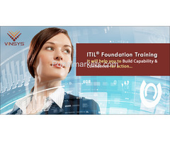 ITIL Certification Training in Pune- ITIL Exam in Pune- Vinsys