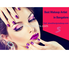 Makeup artists in Bangalore: Wedding Makeup Artist In Bangalore