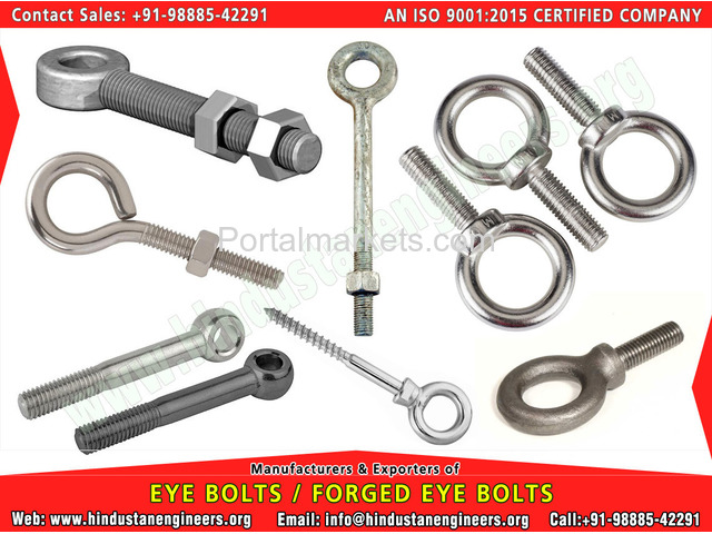 Fan Bolts / Fan Clamps - 2/4