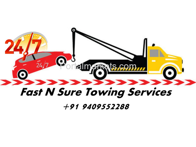 24*7 trusted car repair service with fastnSure - 1/1