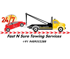24*7 trusted car repair service with fastnSure
