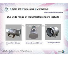 Dry Cooling Towers Manufacturer India - Baffles Cooling System
