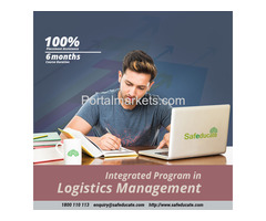 Diploma to get assistance manager job in logistics