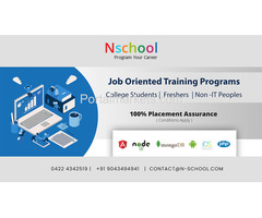 Software training institute in coimbatore