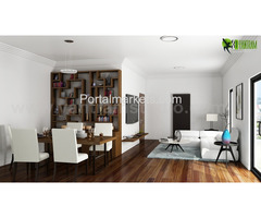 3D Interior Designers House - Home CGI Drawings By Yantram Animations Studio San Francisco, USA