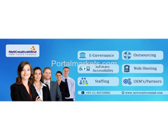 NetCreativeMind Solutions Pvt. Ltd.|E-Governance, Staffing Solutions