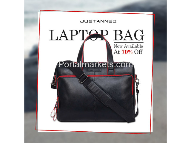 The Ultimate genuine Leather bags at Justanned - 1/2