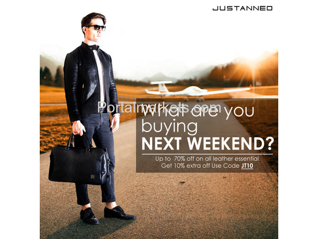 The Ultimate genuine Leather bags at Justanned - 2/2