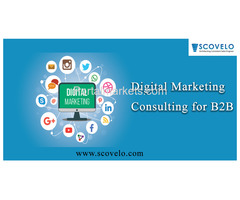 B2B Digital Marketing Consulting