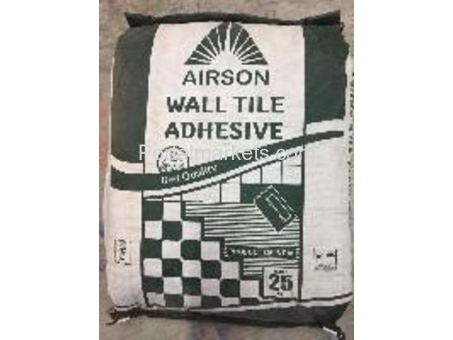 Offer Distributership for Tile Adhesive in Vadodara Airson Chemical - 1/1