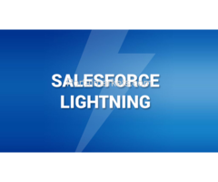Experts for Salesforce Lightning Services in India
