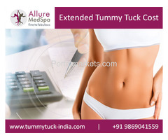Extended Tummy Tuck Cost In Mumbai