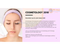 International Conference on Cosmetology and Trichology