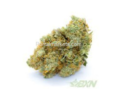 Alpha Blue - A high-flying sativa that combines Blue Dream and Sour Diesel.