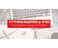 Python Training Program Offered by IPSR | 43% OFF