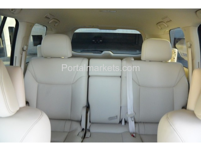 I want to sell My LEXUS LX570 2016 MODEL - 2/2