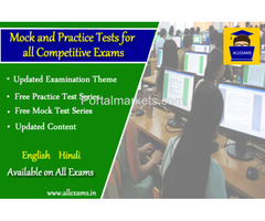 Internet Based Promotion Work For All Exams - An Online Examination Portal