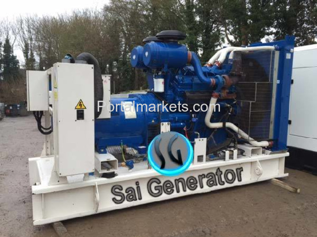 USED 20 KVA TO 750 KVA KIRLOSKAR GENERATOR FOR SALE - 1/1