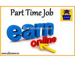 Part Time Job In Online Examination Portal - All Exams