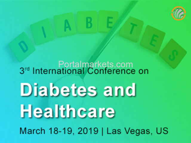 3rd International Conference on Diabetes and Healthcare - 2/2