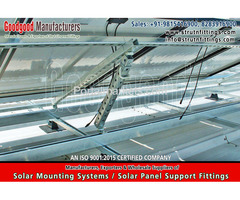 Solar Mounting Systems Fittings, spring channel nuts