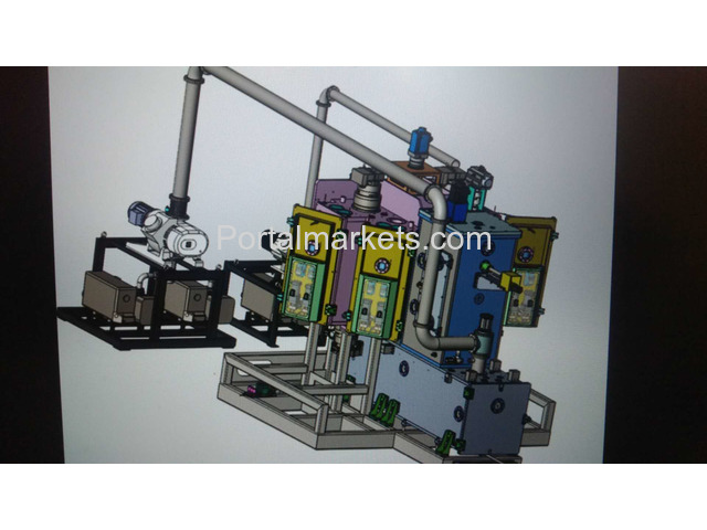 Smart Sputtering-Optical Coater of auto loading & unloading system - 1/4
