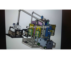 Smart Sputtering-Optical Coater of auto loading & unloading system