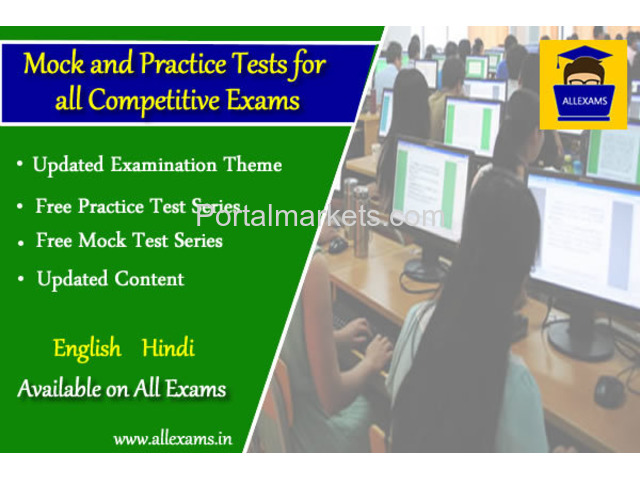 Work With Online Exam Portal - All Exams From Home - 3/4