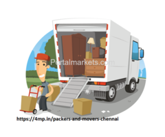 Packers and Movers in Chennai | Movers and Packers in Chennai | https://4mp.in/