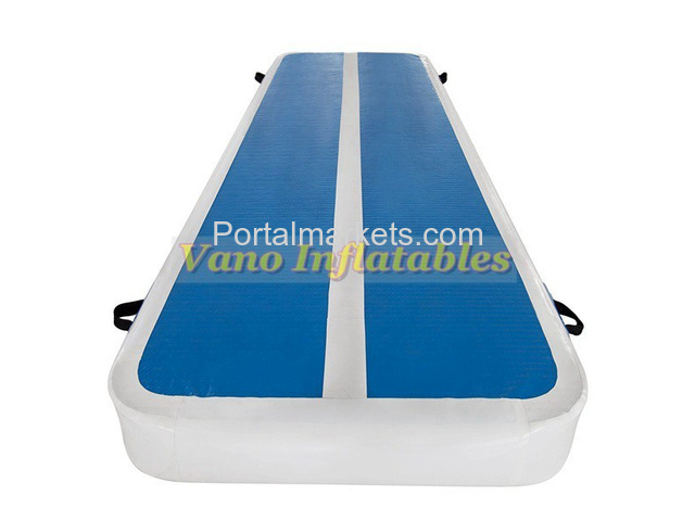 Air Track Gymnastics Mat Airtrack Factory Tumble Track Gym Air Mats | AirTrackMats.com - 1/2