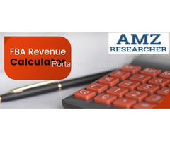 AMZResearcher FBA Calculator helps Fulfillment by Amazon