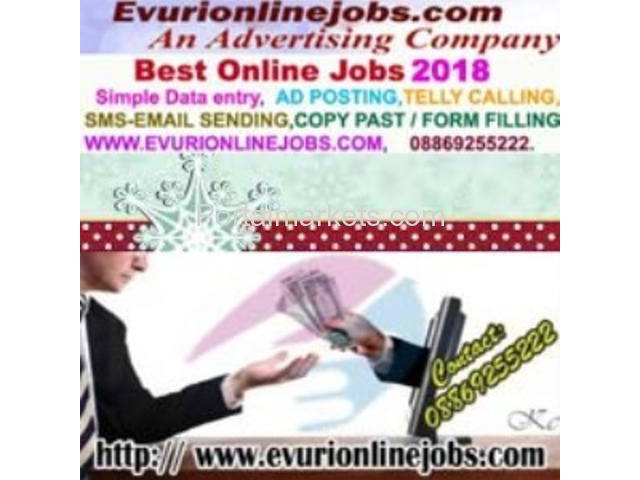 COPY-PAST JOBS AVAILABLE HOME BASED WORKS - 3/4