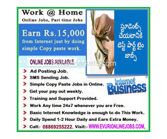 COPY-PAST JOBS AVAILABLE HOME BASED WORKS - Image 4/4