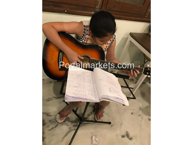 Guitar Classes in Secunderabad for adults and children by The Art Academy - 2/3