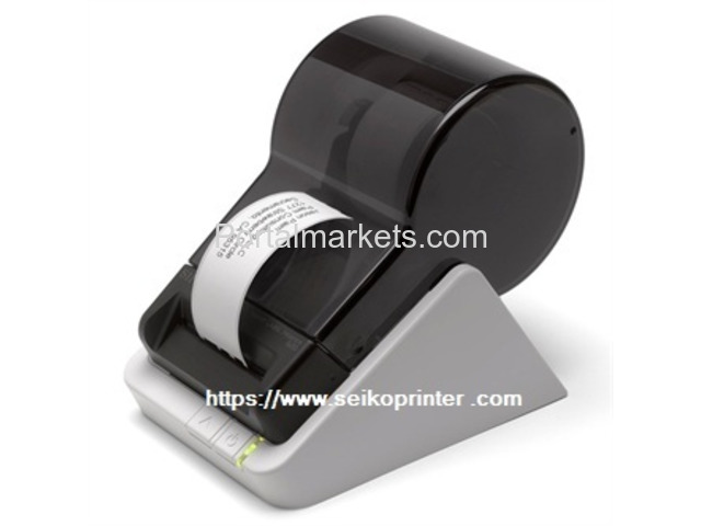 Seiko Instruments SLP620 / SLP650 Direct Thermal Printer – Printhead – SLP 620 Head Mechanism - 1/2